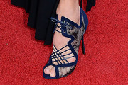 Rachel Hunter Strappy Sandals