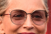 Sharon Stone Floating Lens Sunglasses