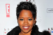 Malinda Williams Pixie Malinda Williams with Pixie