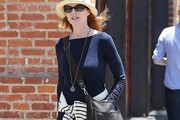 Marcia Cross Boatneck Sweater