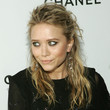 Mary-Kate Olsen Half Up Half Down