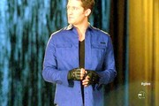 Matthew Morrison Button Down Shirt