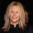 Meg Ryan Medium Straight Cut