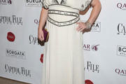 Meghan McCain Evening Dress