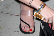 Casey Johnson Strappy Sandals