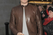 Michael Buble Motorcycle Jacket