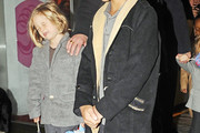 Maddox Jolie-Pitt Fleece Jacket
