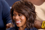 Alfre Woodard Layered Razor Cut
