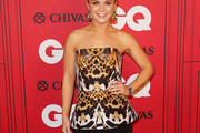 Emma Freedman Peplum Top