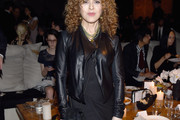Bernadette Peters Leather Jacket