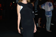 Natalia Vodianova Little Black Dress