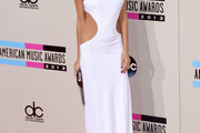 Nicole Richie Cutout Dress
