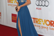 Nina Dobrev Evening Dress