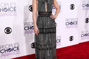 Claire Danes Cutout Dress