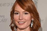 Alicia Witt Short Wavy Cut