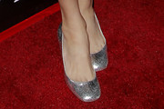 Zoe Kazan Evening Pumps