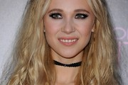 Juno Temple Half Up Half Down