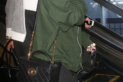 Rita Ora Quilted Leather Bag