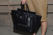 Audrey Gelman Leather Tote