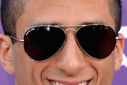 Colin Kaepernick Aviator Sunglasses
