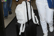 Eva Longoria Designer Backpack