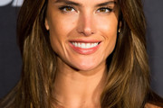 Alessandra Ambrosio Layered Cut