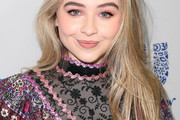 Sabrina Carpenter Layered Cut