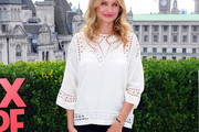 Cameron Diaz Loose Blouse