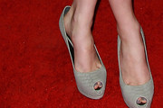 Emma Greenwell Peep Toe Pumps