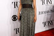 Sophie Okonedo Halter Dress