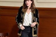 Lou Doillon Evening Coat