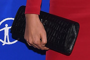 Georgia Fowler Leather Clutch
