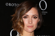 Rose Byrne Short Wavy Cut