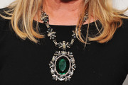 Pamella Roland Gemstone Statement Necklace