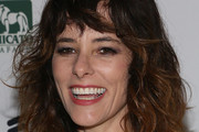 Parker Posey Medium Curls with Bangs