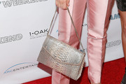 Olesya Rulin Snakeskin Purse