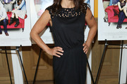 Elizabeth Rodriguez Little Black Dress