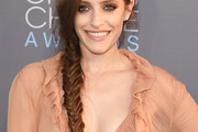 Carly Chaikin Loose Braid