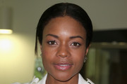 Naomie Harris Ponytail