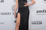 Simona Andrejic Strapless Dress