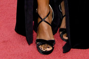 Kelly Rowland Strappy Sandals