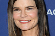 Betsy Brandt Medium Straight Cut