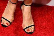 Annie Parisse Strappy Sandals