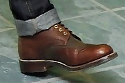 Olly Murs Ankle Boots