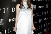 Zoe Kazan Shift Dress