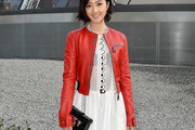 Gwei lun Mei Leather Jacket
