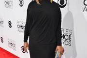 Queen Latifah Little Black Dress