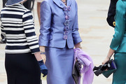 Queen Sofia Skirt Suit