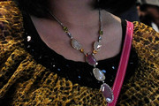 Jinkee Pacquiao Gemstone Lariat Necklace