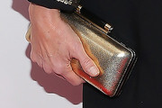 Kelly Lynch Metallic Clutch